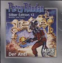 Perry Rhodan Silber Edition 12 - Der Anti (remastered), 2 Diverse