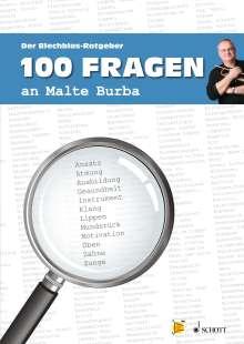 Malte Burba: 100 Fragen an Malte Burba, Buch