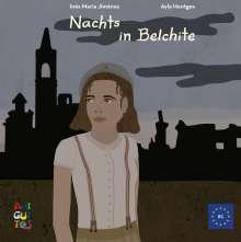 Inés María Jiménez: Nachts in Belchite, Buch
