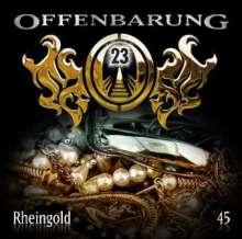 Jan Gaspard: Offenbarung 23 - Folge 45: Rheingold, CD