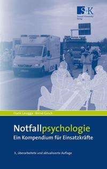 Frank Lasogga: Notfallpsychologie, Buch