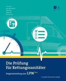 Die Prüfung für Rettungssanitäter, Buch