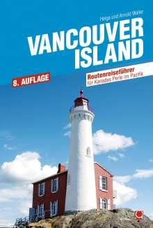 Helga Walter: Vancouver Island, Buch