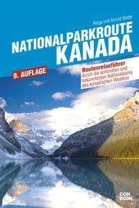 Helga Walter: Nationalparkroute Kanada, Buch
