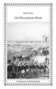 Jules Verne: Die Belagerung Roms, Buch