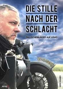 Gerd Kramer: Die Stille nach der Schlacht, Buch