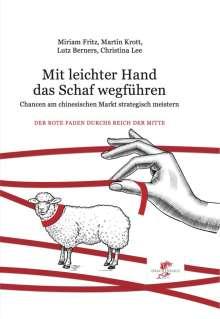 Martin Krott: Mit leichter Hand das Schaf wegführen, Buch