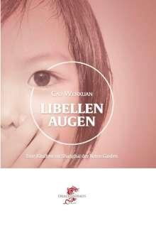 Wenxuan Cao: Libellenaugen, Buch