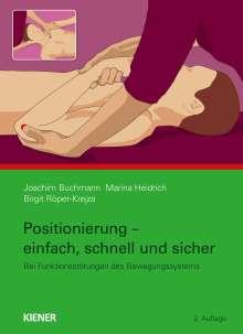 Joachim Buchmann: Positionierung - einfach, schnell und sicher, Buch