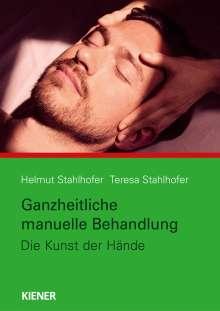Helmut Stahlhofer: Ganzheitliche manuelle Behandlung, Buch
