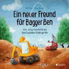 Dörte Horn: Ein neuer Freund für Bagger Ben, 2 Bücher