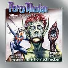 Clark Darlton: Perry Rhodan Silber Edition 18 - Die Hornschrecken, 2 Diverses