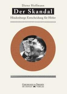 Dieter Hoffmann: Der Skandal, Buch
