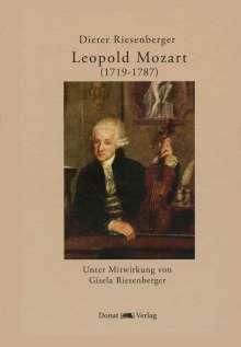 Dieter Riesenberger: Leopold Mozart (1719-1787), Buch