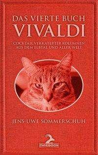 Jens-Uwe Sommerschuh: Das Vierte Buch Vivaldi, Buch