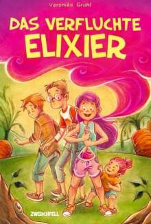 Veronika Gruhl: Das verfluchte Elixier, Buch