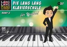 Lang Lang: Lang Lang Klavierschule für Kinder / Lang Lang Klavierschule für Kinder Band 2, Buch