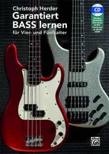 Christoph Herder: Garantiert Bass lernen, Buch