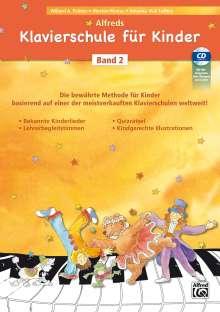Amanda Vick Lethco: Alfreds Klavierschule für Kinder Band 2, Buch