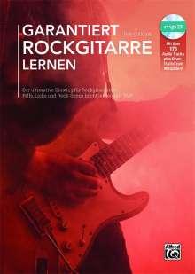 Rob Collomb: Garantiert Rockgitarre lernen, Buch