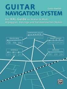 Guido Haefele: Guitar Navigation System, Buch