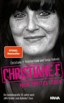 Christiane V. Felscherinow: Christiane F.: Mein zweites Leben, Buch