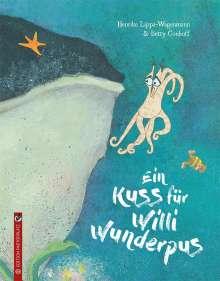 Henrike Lippa-Wagenmann: Ein Kuss für Willi Wunderpus, Buch