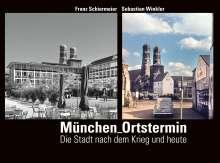 Sebastian Winkler: München Ortstermin, Buch
