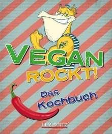 Vegan Rockt! Das Kochbuch, Buch