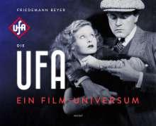 Friedemann Beyer: Die Ufa, Buch