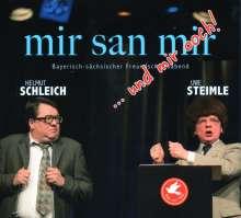 Uwe Steimle: Mir san mir...und mir ooch!, CD
