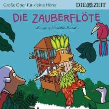ZEIT Edition: Große Oper für kleine Hörer - Die Zauberflöte (Wolfgang Amadeus Mozart), CD