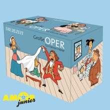 ZEIT Edition: Große Oper für kleine Hörer, 13 CDs