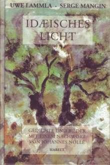 Uwe Lammla: Idäisches Licht, Buch
