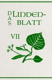 Peter Anderson: Das Lindenblatt VII: Der Traum, Buch