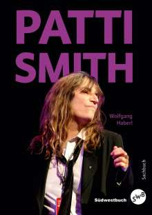 Wolfgang Haberl: Patti Smith, Buch