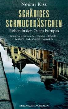 Noémi Kiss: Schäbiges Schmuckkästchen, Buch