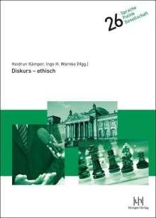 Diskurs - ethisch, Buch