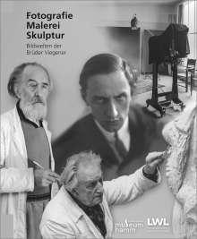 Stephan Sagurna: Viegener - Fotografie, Malerei und Skulptur, Buch