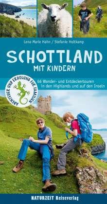 Stefanie Hahn Holtkamp: Schottland mit Kindern, Buch
