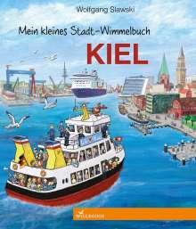 Mein kleines Stadt-Wimmelbuch Kiel, Buch