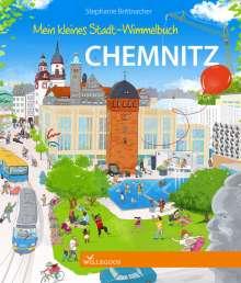 Mein kleines Stadt-Wimmelbuch Chemnitz, Buch