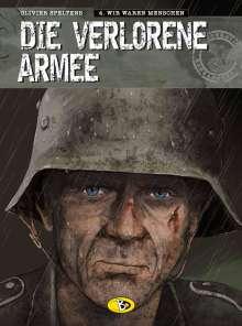Olivier Speltens: Die verlorene Armee 4, Buch