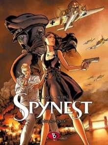 Jean-Luc Sala: Spynest 3 - Adler, Buch