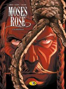 Patrice Ordas: Moses Rose 3, Buch