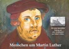 Andreas Pawlas: Menschen um Martin Luther, Buch