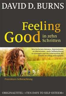 David D. Burns: Feeling Good in 10 Schritten, Buch