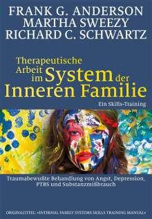 Frank G. Anderson: Therapeutische Arbeit im System der Inneren Familie, Buch