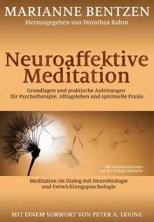 Marianne Bentzen: Neuroaffektive Meditation, Buch