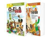 André Feiler: Das O-Ei-A 2er Bundle 2020 - O-Ei-A Figuren und O-Ei-A Spielzeug im 2er-Pack, Buch